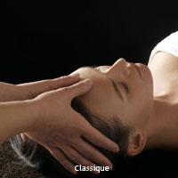CLASSIQUE Reinigend en verzorgend Luxe basisbehandeling met uitgebreide massage tijdsduur 2 uur € 70,= AFSPRAAK MAKEN